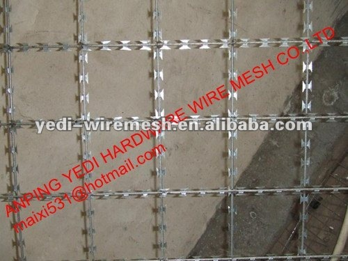 2012 HOT SELLING !!!!! BTO65 BTO22 CONCERTINA RAZOR BARBED WIRE