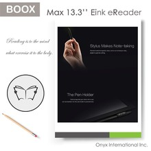 New large eink 13.3 inch electromagnetic screen ebook with note function can paper like handwriting