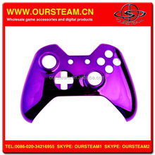 PURPLE chrome front shell case accessories for xbox one controller
