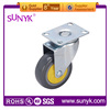 2014 popular kinds small caster wheels