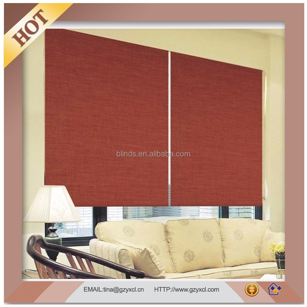Home Decorations Roller Blind For Window