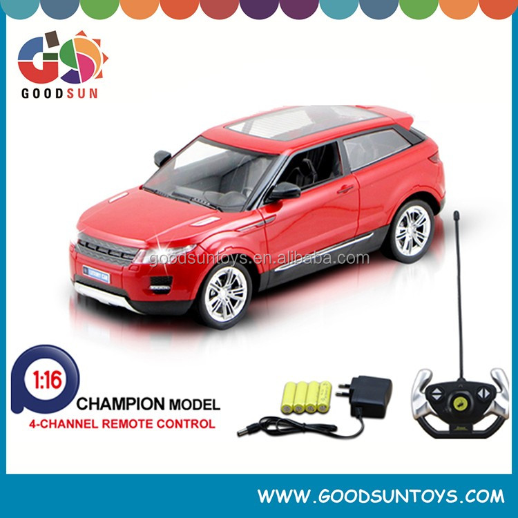 Best selling 1:16 rc racing toys car 4 Channels rc toys Full Function car R/C High Speed Remote control Car rc radio control car