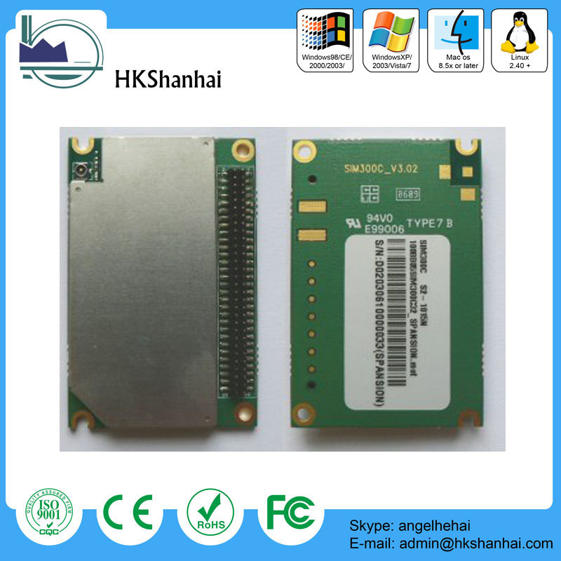 2014 hot sale low price gsm/gprs module sim300cz hot sale/sim300cz sms module alibaba china