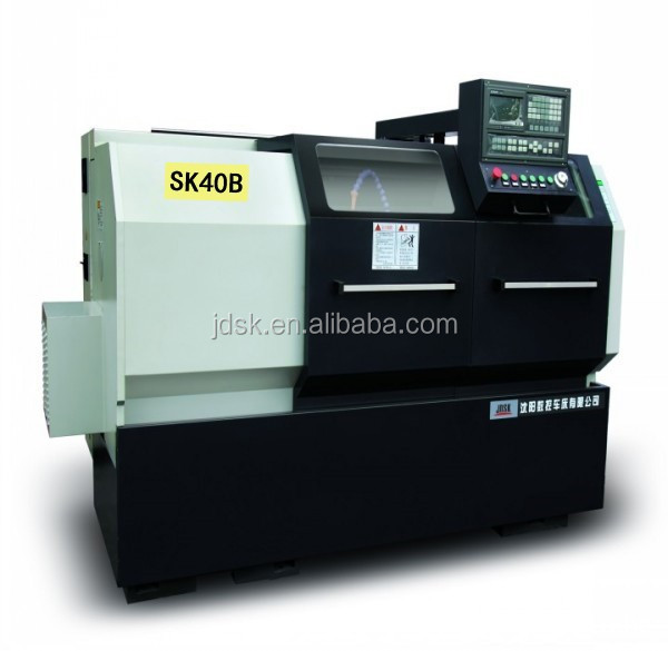 Manufacturer supply high quality alloy wheel CNC lathe machine for grinding attachment with 3 jay chuck SK40B