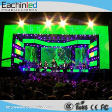 SMD3535 Full Color P8 Outdoor smd rental led display/Super bright led