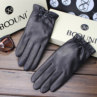 Custom Made Leather Gloves Women's Style from China Manufacturer