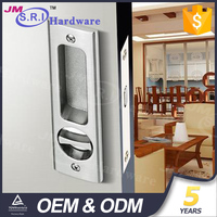 Dubai different kind of sliding door locks handle