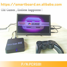 Retro game console con emulatori e rom
