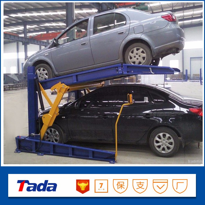 2015 Chinese newest type, parklift, parkbox, car parking lift, parking box by hydraulics