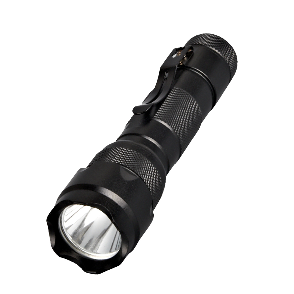 CYSHMILY 18650 Rechargeable Battery White Light Torch WF501B High Power T6 5 Modes Waterproof 1000Lumen LED Flashlight
