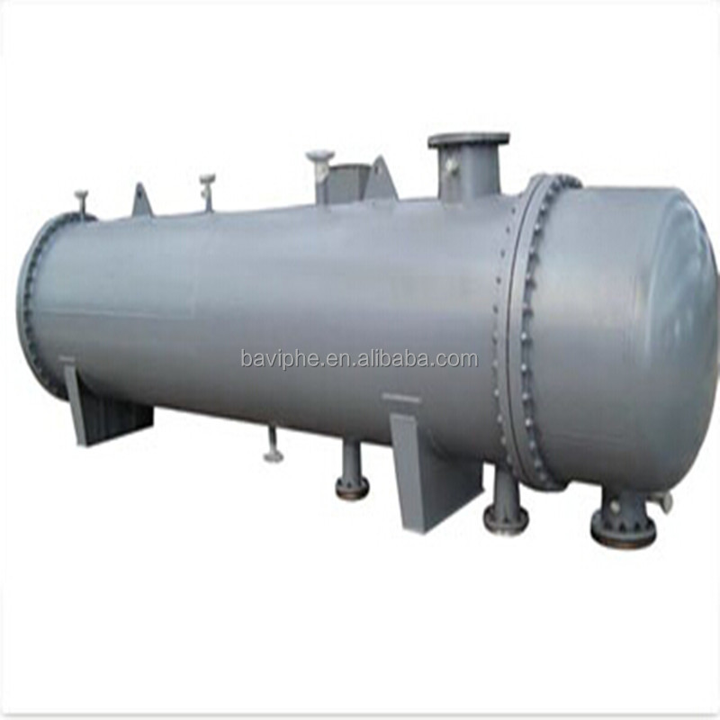 tubular heat exchanger German technology waste heat recovery energy recovery unit