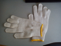 RL SAFETY cotton strong style color seamless strong glove