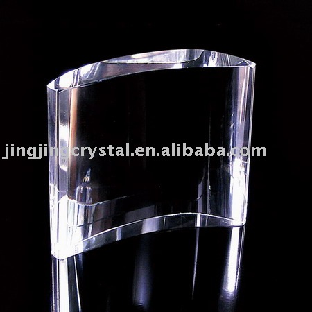 best selling engraving K9 Crystal Blank used for home made in china