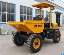FCY20S 2.0 Ton new tracked 4x4 2 ton trucks for sale