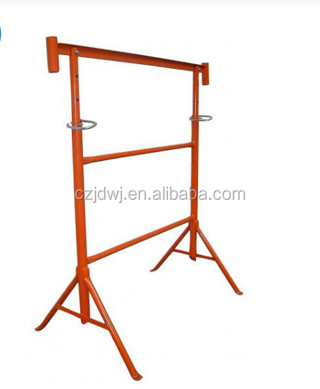 High stability performance scaffolding steel prop