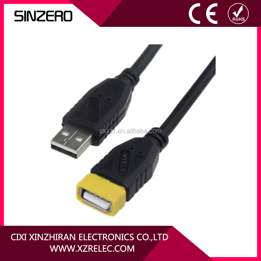 optical usb extension cable high speed cable2.0 pvc insulated cable