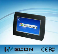 Wecon 7 inch CE industrial pc,industrial panel pc,fanless mini industrial pc