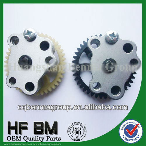 Good Quality Oil Pump for Motorcycle , Lifan Oil Pump for Motorcycle Lubrication System