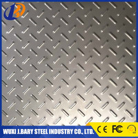 cheap price for stainless steel checkered plate 201/304