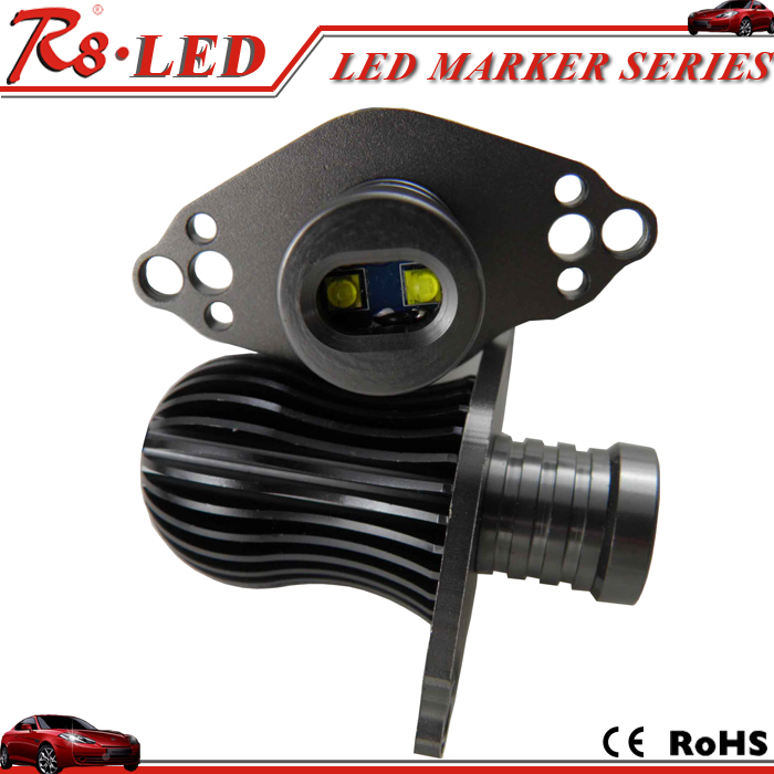 E90 LCI LED marker angel eyes 10w canbus led bulbs for BMW ce rohs led marker angel eye