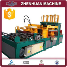 Corrugated fin rolling machine for transformer tank