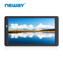"Small 5.7"" IPS Full HD 1920x1080 4K On-Camera Field Monitor with HD MI Input Output 4K HD Camera Monitor"