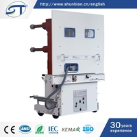 Electrical Equipment Latest Designing Medium Voltage Circuit Breaker 3 Poles