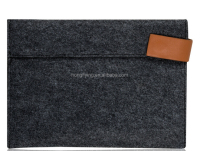 2016 Warm Wool Felt Sleeve Carrying Case pouch bag for iPad2 iPad 3 ipad 4