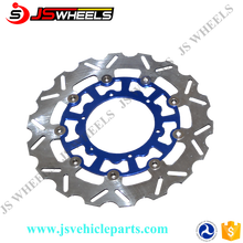 YZ250/450 Off Road Motorcycle 240MM 260MM 320mm OEM Blue Stainless Steel Floating Brake Discs