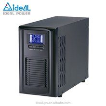 Sine wave Online UPS 3KVA with battery backup systems