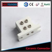 HEATFOUNDER 4 pin speaker wire connectors alumina ceramic connector wire connector