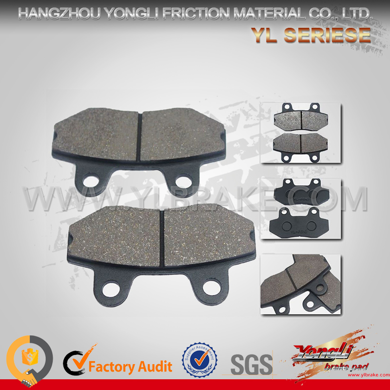 Promotional Prices Hot Product Brake Pad For Hyundai H1