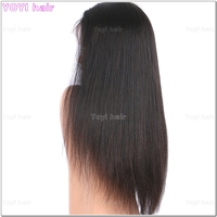 Most Natural eurasian remy yaki straight hair extensions