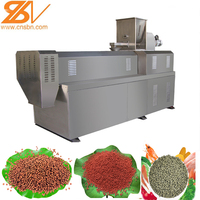 Industrial Professional Automatic floating fish feed machinery