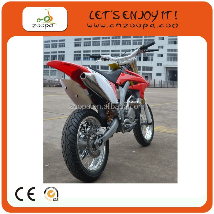 High Speed Motorcycle dirt bike 250CC with Good Quality