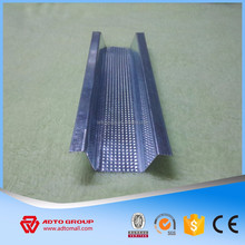 Suspended Ceiling Metal furring channel/hat channel Sizes
