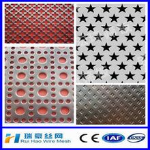 hot sale Galvanized / Stainless Steel / Aluminum perforated metal sheet
