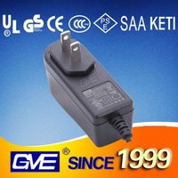 Directly Selling 6 Volt 2A Li ion Battery Charger With CQC UL Certificate