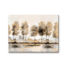 Trees and Landscape Painting Canvas Wall Art Home Decor Ready to Hang