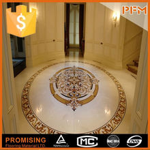 hot sale natural well polished mosaic stepping stone patterns