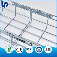 Wiring Accessories Wire Mesh Cable Tray Manufacturer/Wire Mesh Baskets