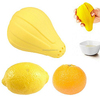 Factory price customized silicone hand lemon juicer squeezer