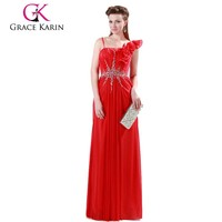 Women's Special Occasion Evening Dresses Long Beaded Grace Karin Evening Dress0es CL4448-2