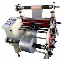 washer label film automatic roll laminating machine