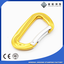 cheap price hot aluminum colorful custom carabiner