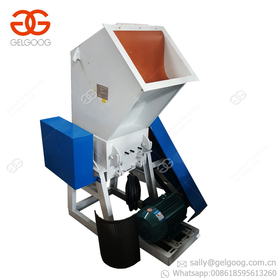 Hot Selling Waste Plastic Pet Bottle Crusher Waste Plastic Shredder Shredding Plastic Bottle Crushing Machine