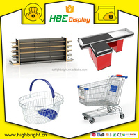 convenience retail shop vegetable store display used supermarket equipment