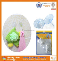suction cup/adhesive plastic holder/bathroom towel hanger