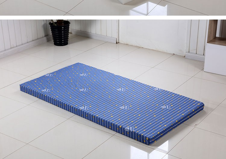 Single Bed Cheap Foam Thin Mattress