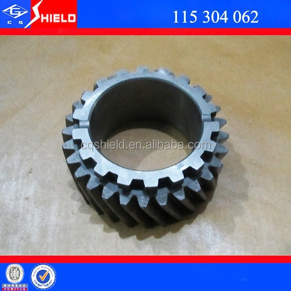 ZF Transmission Gear Box for Daewoo Helical Gear for Gearbox Automobiles Spare Parts PN: 115304062